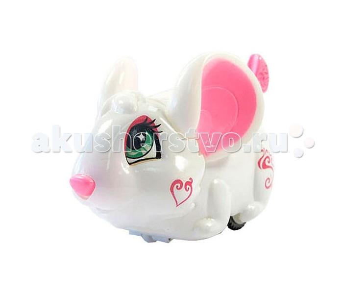 Интерактивная игрушка Amazing Zhus Мышка-циркач Абра