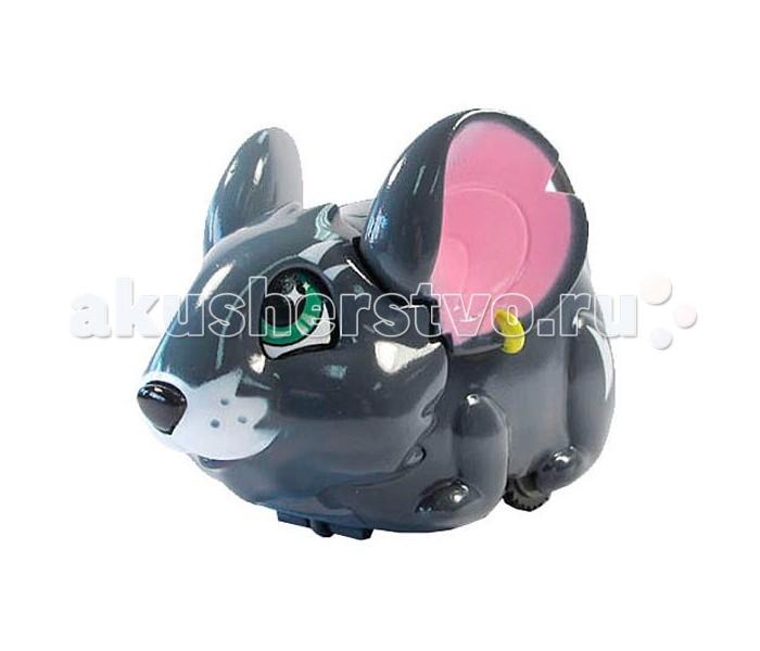 Интерактивная игрушка Amazing Zhus Мышка-циркач Кардини
