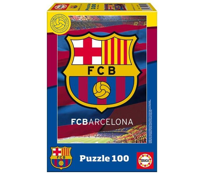 Пазлы Educa Пазл ФК Барселона 100 деталей пазлы educa пазл манхеттен