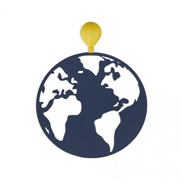 Купить Канцелярия, Balvi Закладка для книг Globetrotter