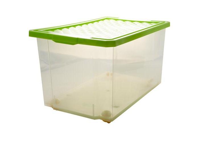 Ящики для игрушек BranQ Ящик для хранения Optima 57 л