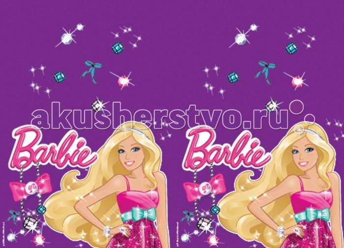 Товары для праздника Olala Скатерть полиэтиленовая Стразы Barbie товары для детей