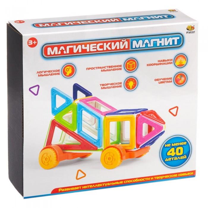 Купить Конструкторы, Конструктор ABtoys Магический магнит (40 деталей)