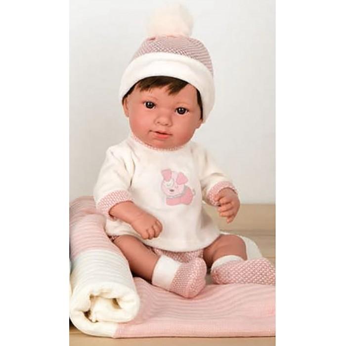 Фото - Куклы и одежда для кукол Arias Elegance Salma кукла 42 cм arias elegance leo 45 cм одеяло переноска розовый