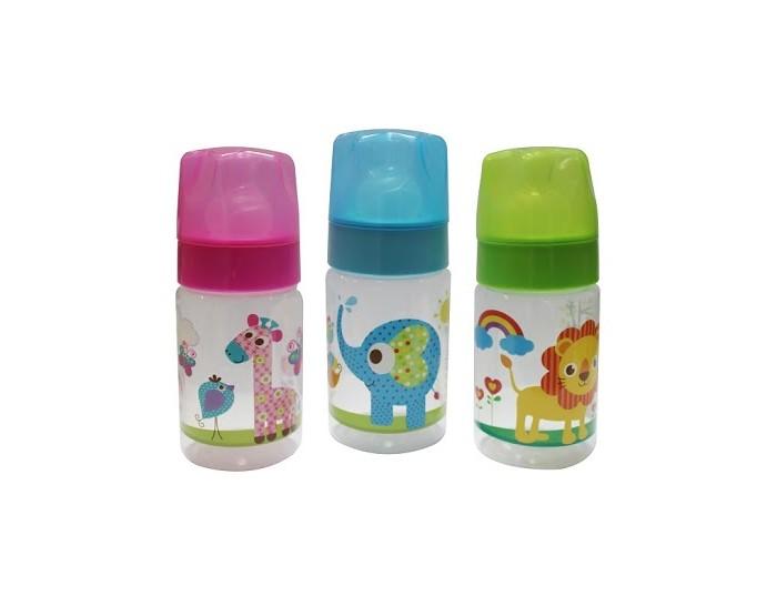 Бутылочки Bertoni (Lorelli) пластик 125 мл
