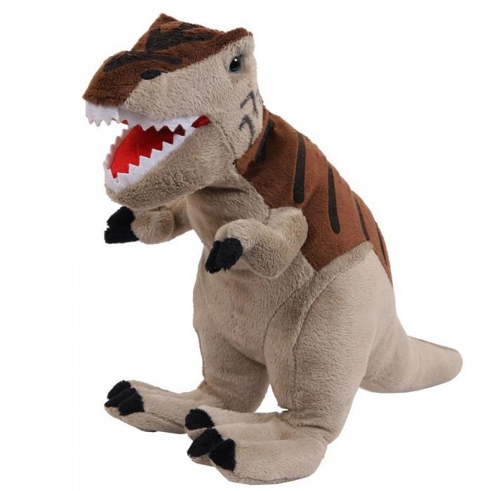 Мягкие игрушки ABtoys Dino World Динозавр Тирекс 36 см