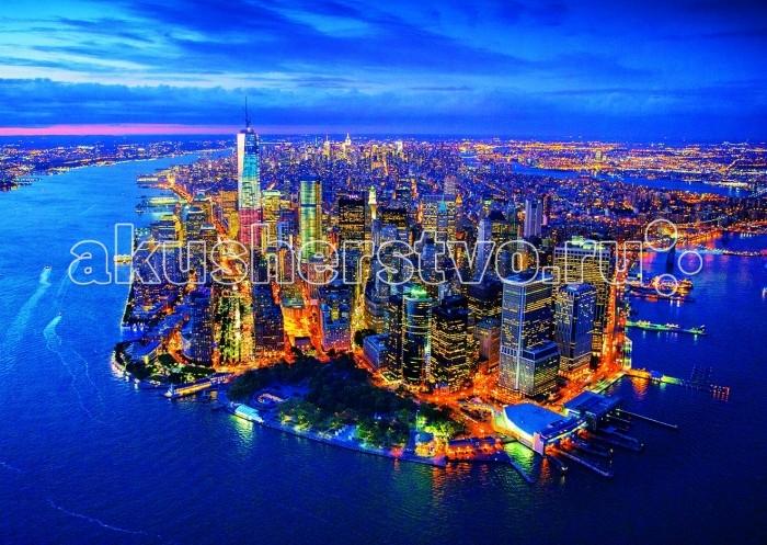 Пазлы Educa Пазл Нью-Йорк с высоты птичьего полёта 2000 деталей educa пазл пекарня