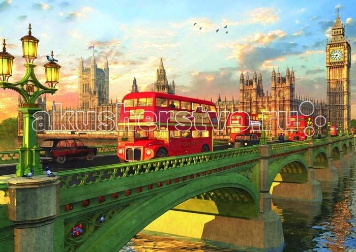 Educa Пазл Вестминстрерский мост, Лондон 2000 деталей