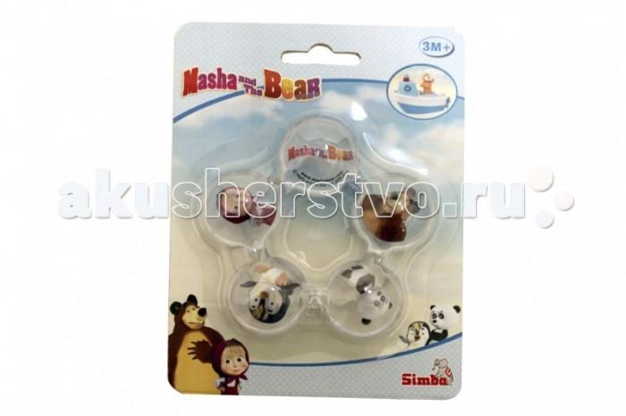 Прорезыватели Simba водяной Маша и Медведь смолтойс подушка игрушка маша и медведь 664150