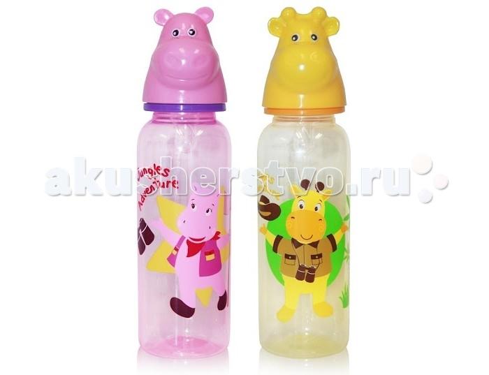 Бутылочки Bertoni (Lorelli) Бегемот 250 мл подвесные игрушки bertoni lorelli бегемот