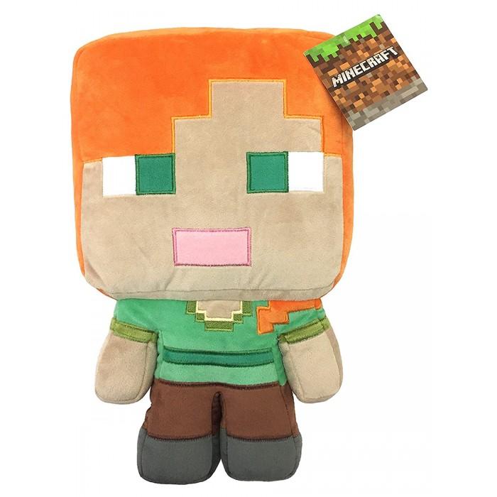 Мягкая игрушка Minecraft Alex 38 см