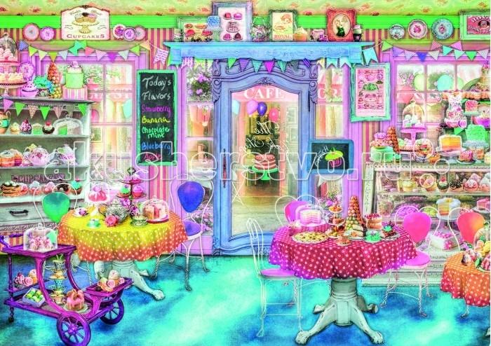 Пазлы Educa Пазл Магазин сладостей 1500 деталей пазл educa 1500 эл 85 60см венеция в сумерках