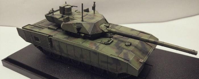Купить Сборные модели, Звезда Сборная модель Российский основной боевой танк Т-14 Армата