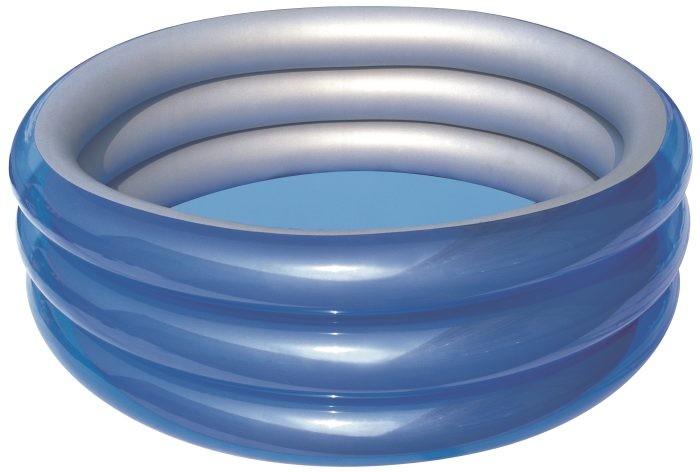 Купить Бассейны, Bestway Надувной бассейн Металлик 170х53 см