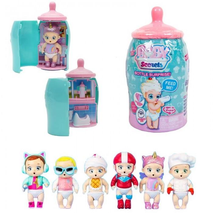 HeadStart Куколка в бутылочке Baby Secrets Bottle Surprise