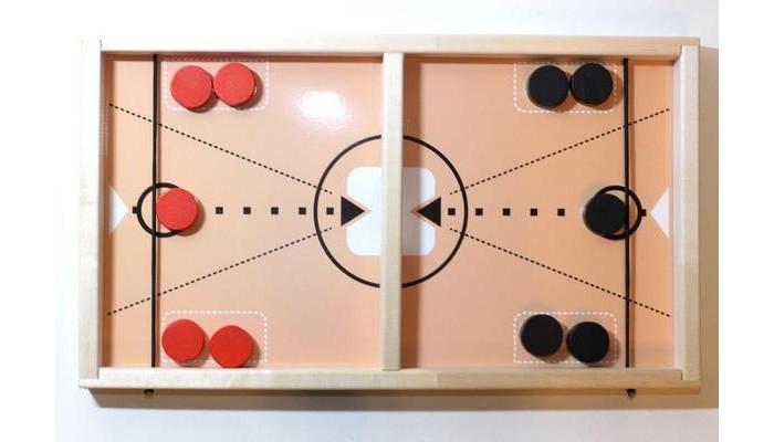 Настольные игры Десятое королевство Игра настольная деревянная Дабл Слинг 2