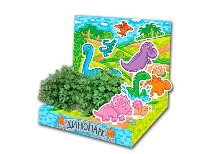 Наборы для выращивания Happy Plant Детский набор для выращивания Динопарк наборы для выращивания растений вырасти дерево набор для выращивания шалфей