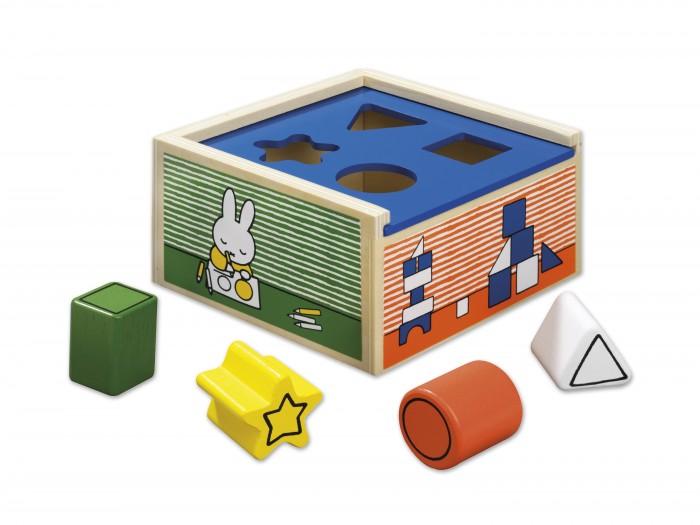 Деревянные игрушки Totum Набор для творчества Куб - Miffy недорого