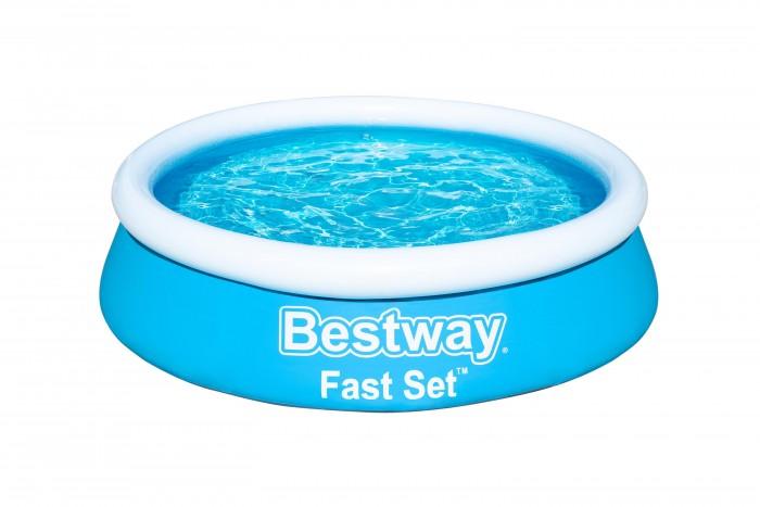 Купить Бассейны, Bestway Надувной бассейн Fast Set 183х183х51 см