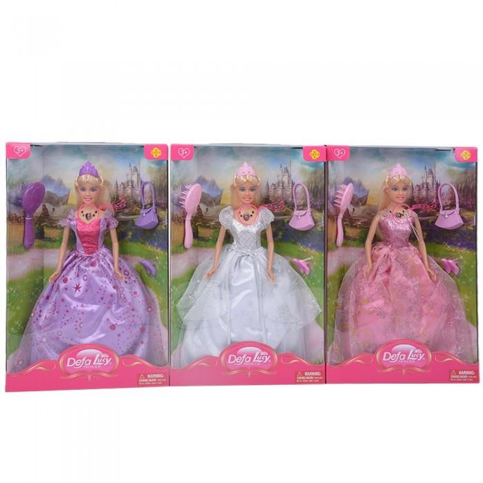 Defa Кукла Lucy Принцесса с аксессуарами