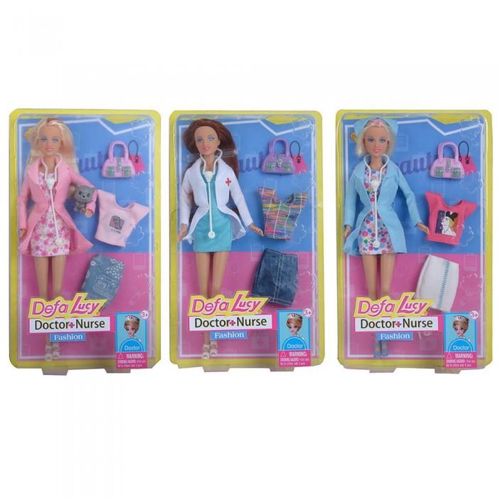 Defa Кукла Lucy Доктор