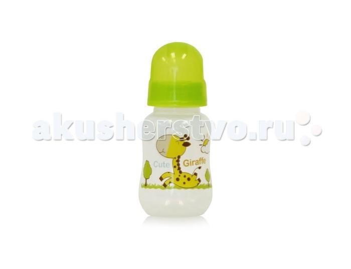 Бутылочки Bertoni (Lorelli) с талией 125 мл bertoni lorelli kiddy