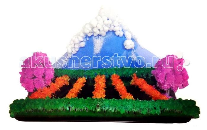 Наборы для выращивания Волшебные кристаллы набор Волшебный сад бумбарам волшебные кристаллы синяя елочка