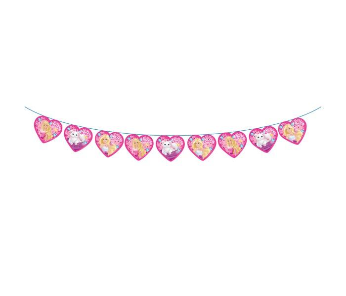 Товары для праздника Olala Гирлянда-флажки Барби сменный кен для барби