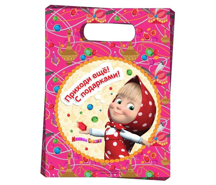 Товары для праздника Olala Пакет для подарков Машины сказки 6 штук товары для праздника olala пакет для подарков барби