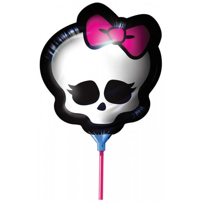 Товары для праздника Olala Мини-фигура фольгированная Будь монстром Monster High товары для праздника olala салфетки barbie двухслойные 20 штук