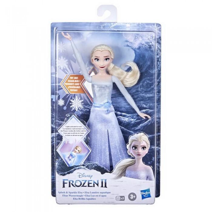 Hasbro Кукла Disney Frozen Холодное Сердце 2 Морская Эльза