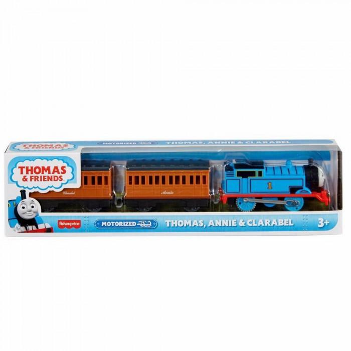 Купить Железные дороги, Mattel Томас и его друзья моторизированные паровозики