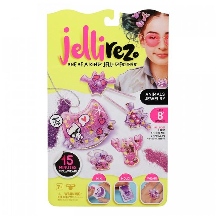 Наборы для создания украшений Jelli Rez Набор для творчества Украшения своими руками Животные недорого