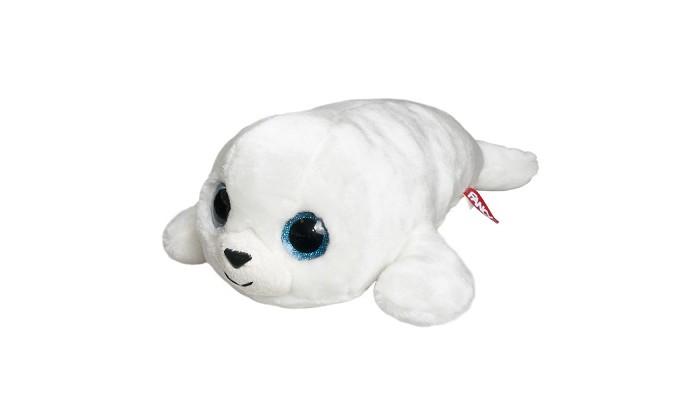 Фото - Мягкие игрушки Fancy Глазастик Тюлень 34 см тюлень яшма красная 5 см