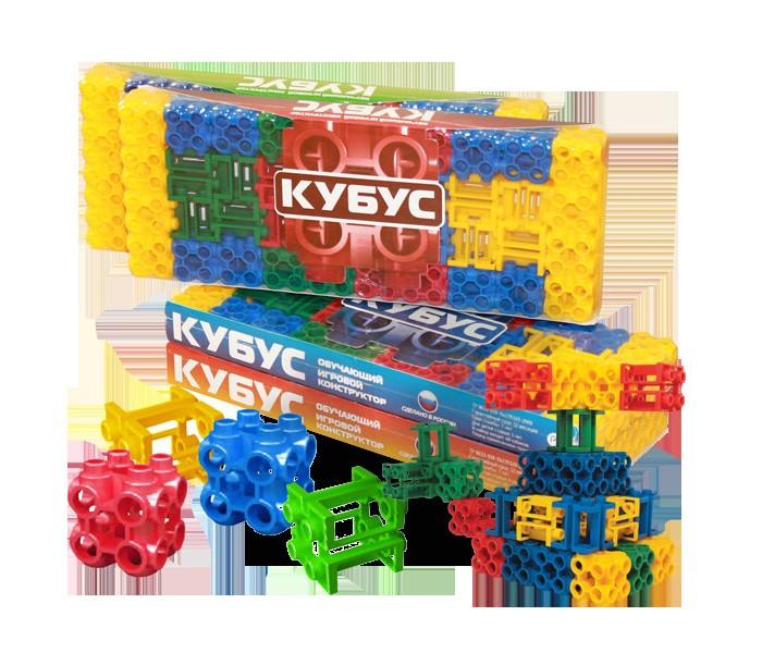Конструкторы Биплант Кубус (малая упаковка 40 элементов) новый