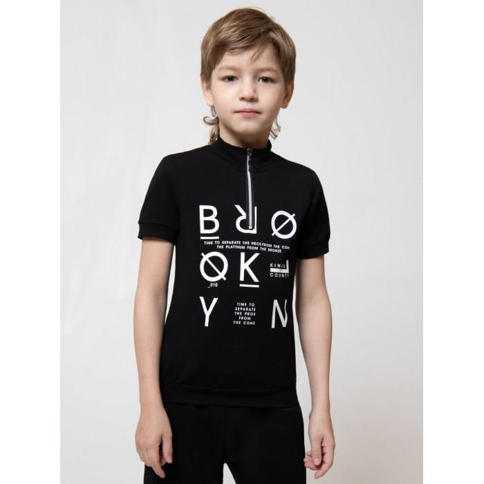 Nota Bene Футболка для мальчика 201160507