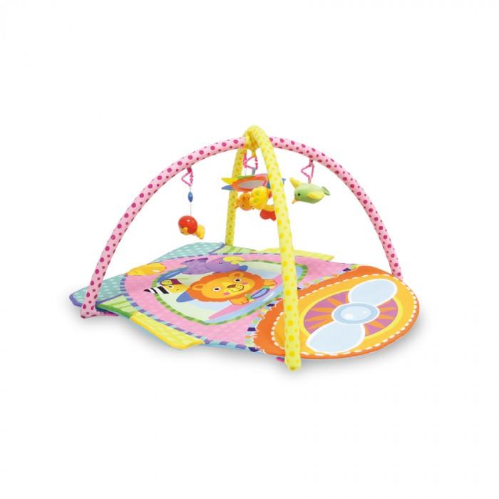 Развивающие коврики Bertoni (Lorelli) Самолет игровые коврики bertoni lorelli с интерактивным столиком