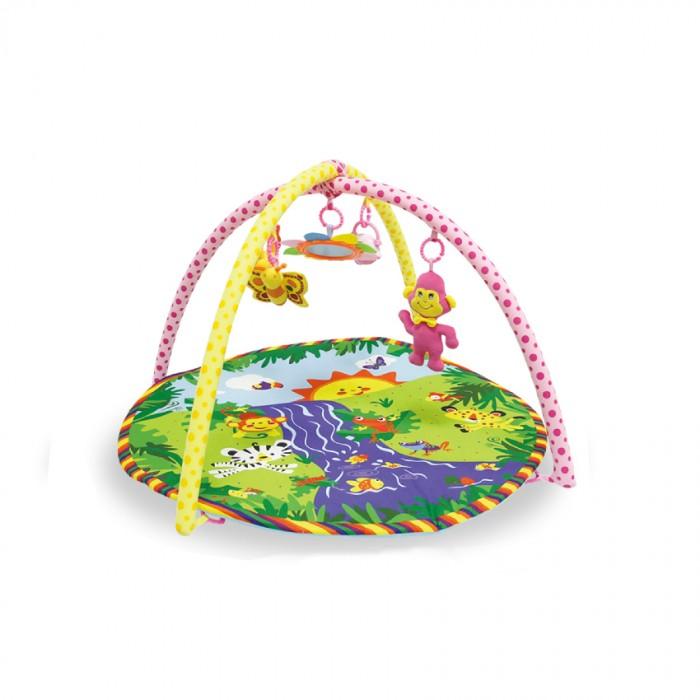 Развивающие коврики Bertoni (Lorelli) Райский остров игровые коврики bertoni lorelli с интерактивным столиком