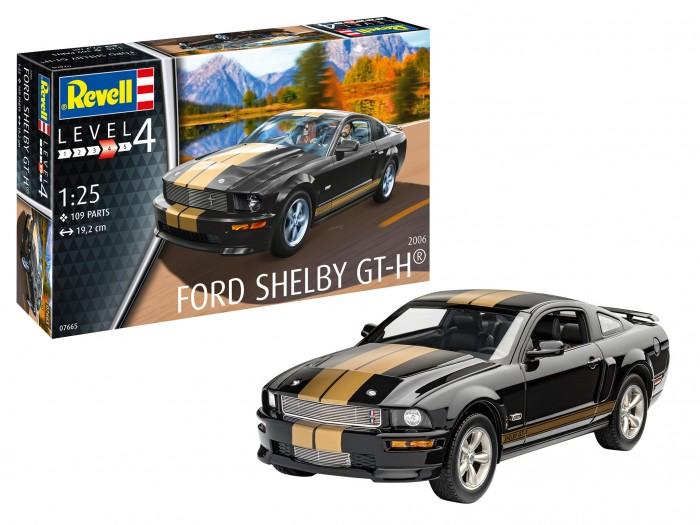 Фото - Сборные модели Revell Сборная модель Автомобиль 2006 Ford Shelby GT-H 1:24 сборная модель revell ah 64 apache 06631 1 100