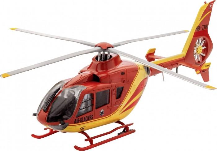 Фото - Сборные модели Revell Сборная модель Вертолет EC 135 Air-Glaciers 1:72 сборная модель revell ah 64 apache 06631 1 100