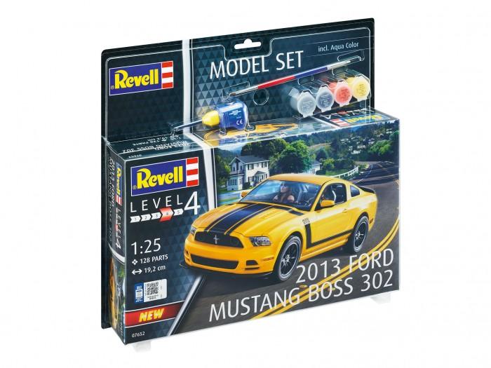 Купить Сборные модели, Revell Набор со сборной моделью 2013 Ford Mustang Boss 302 1:25