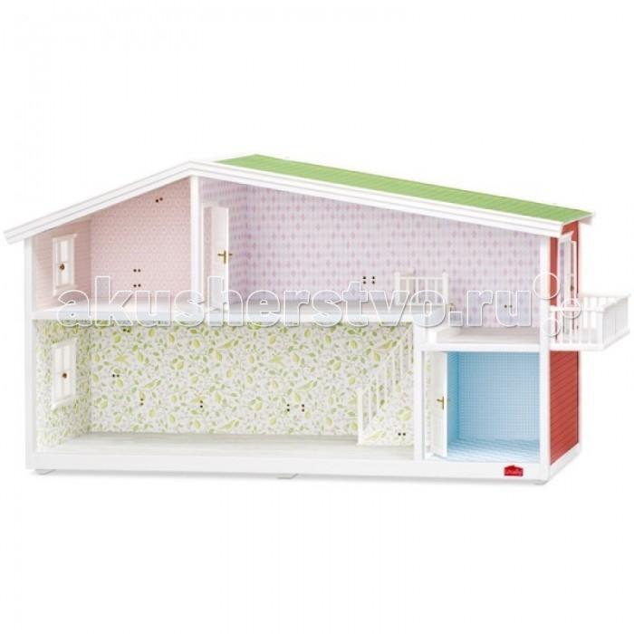 Кукольные домики и мебель Lundby Кукольный домик с освещением Смоланд, Кукольные домики и мебель - артикул:118445