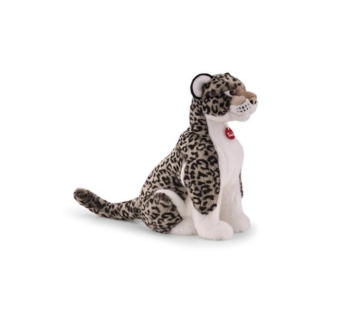 Мягкая игрушка Trudi Серый Леопард Леопольд 40 см