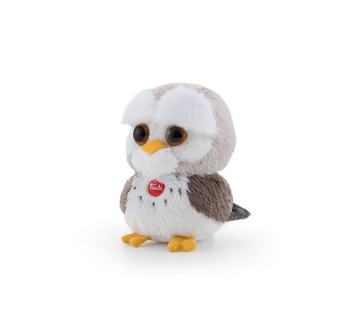 Мягкие игрушки Trudi Сова 9 см