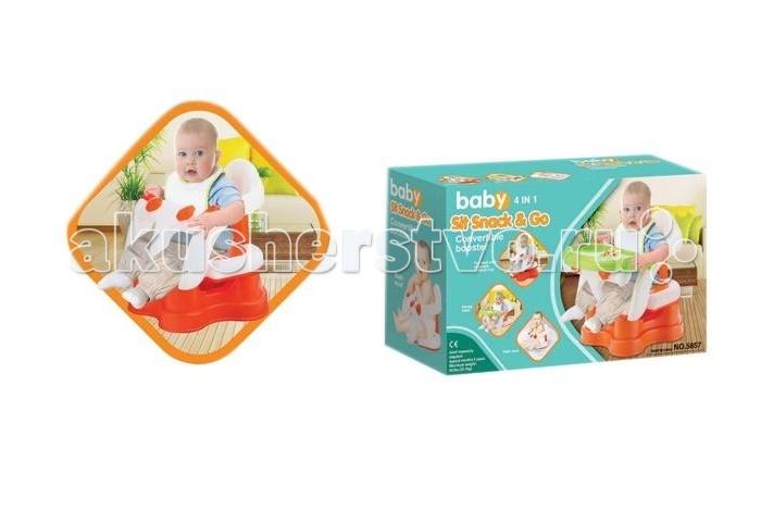 Купание малыша , Горки и сидения для ванн S+S Toys Стульчик для купания 114999073 арт: 118517 -  Горки и сидения для ванн
