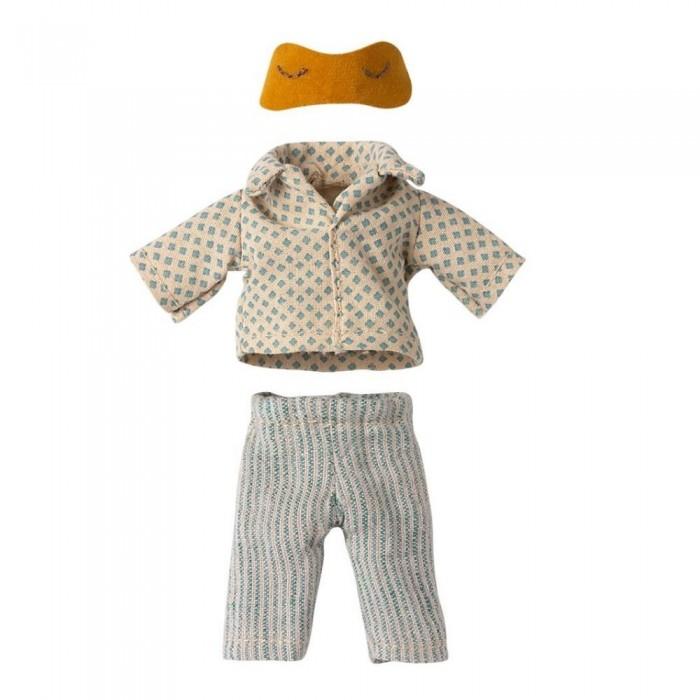 Куклы и одежда для кукол Maileg Пижама для мышонка папы