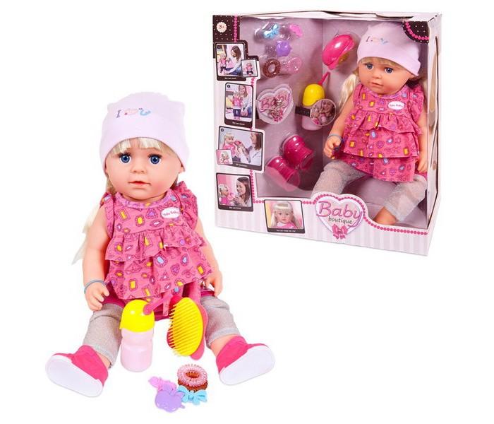 Junfa Пупс-кукла Baby boutique 45 см