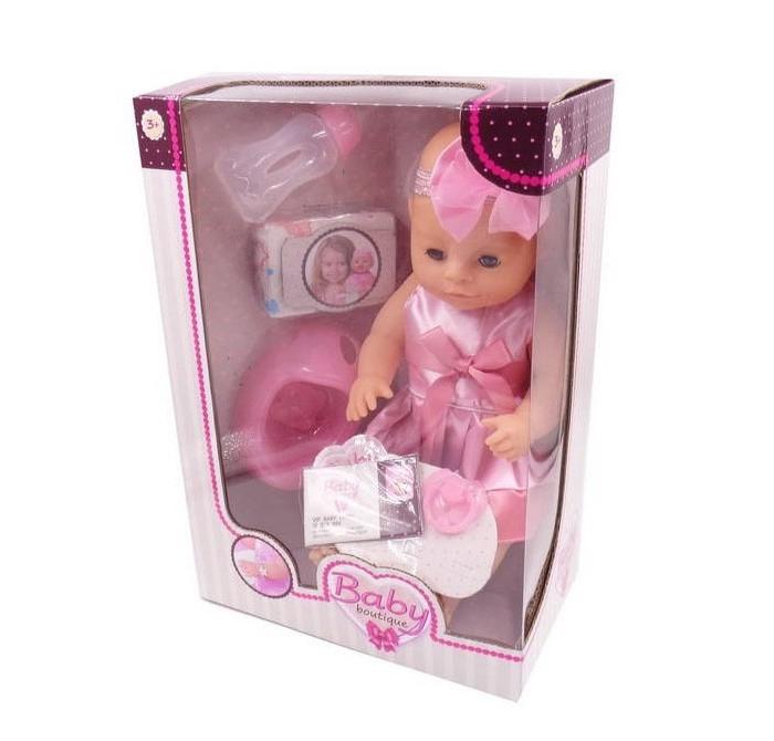 Junfa Пупс-кукла Baby boutique 40 см