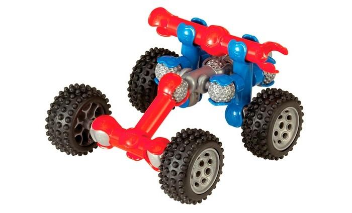 Конструктор Zoob Mobile Racer 37 элементовMobile Racer 37 элементовКонструктор Zoob Mobile Racer 37 элементов 12051  Zoob – подвижный многовариантный конструктор, завоевавший внимание детей и их родителей во всем мире.Конструктор Zoob детский Zoob Mobile Racer с инерционным механизмом – прекрасный набор для юных изобретателей, который поможет детям ощутить себя одновременно в роли проектировщика, создателя и гонщика. В набор входят 20 деталей Zoob, 4 колеса с шинами, инерционный двигатель, пошаговая инструкция видов трех ярких гоночных цветов – красный, синий и серебряный, набор колес и инерционный двигатель. Ваш изобретатель сможет собирать уже существующие в инструкции схемы моделей или разрабатывать свои собственные. А в каком восторге будет Ваш ребенок, когда его машинка сможет еще и ездить с помощью инновационного двигателя.<br>
