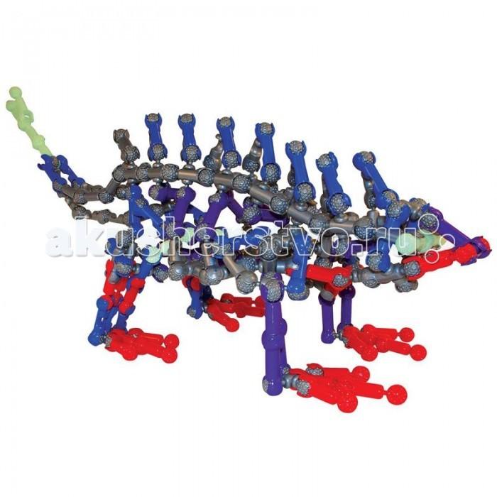 Купить Конструкторы, Конструктор Zoob Glow Dinos 250 элементов